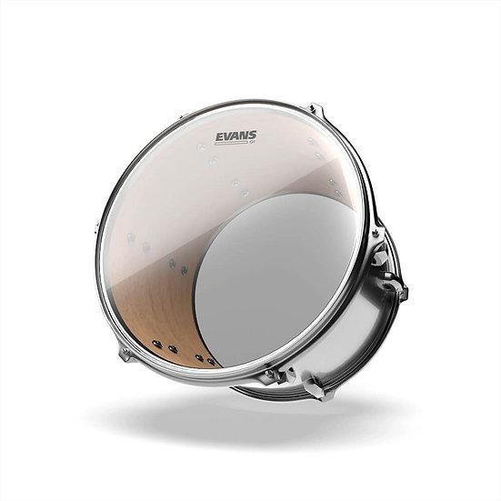 Evans G1 Clear Drum Heads