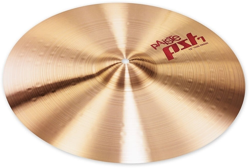 "Paiste 18"" PST 7 Thin Crash Cymbal"