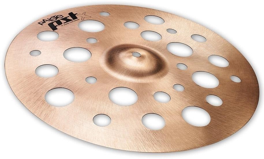 """Paiste 14"""" PST X Swiss Thin Crash Cymbal"""
