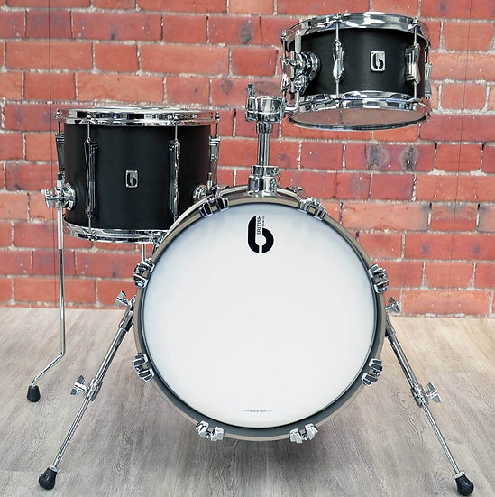 British Drum Company IMP 3 pc Shell Pack in Kensington Knight
