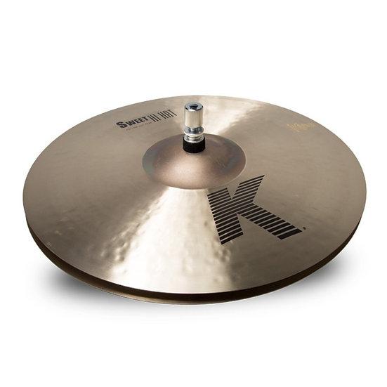 """Zildjian 15"""" K Sweet Hi Hats"""