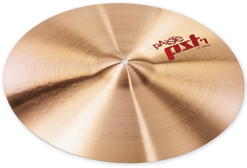 "Paiste 17"" PST 7 Crash Cymbal"