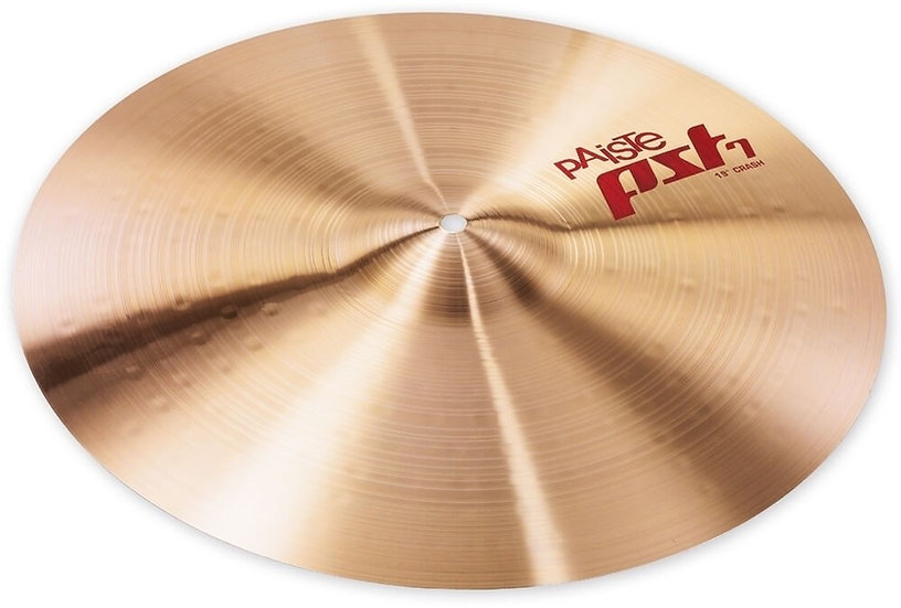 "Paiste 19"" PST 7 Crash Cymbal"