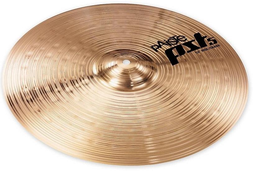 "Paiste 18"" PST 5 Crash Ride Cymbal"