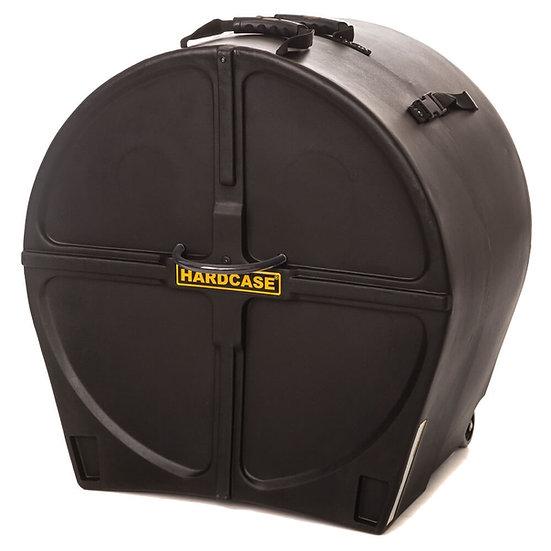 "Hardcase HN24B 24"" Bass Drum Case"