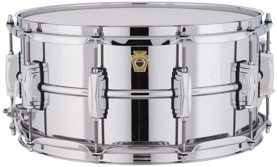 "Ludwig 402 14"" x 6.5"" Supraphonic Snare Drum"