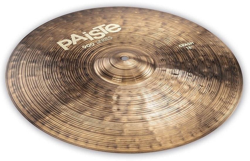 "Paiste 18"" 900 Series Crash Cymbal"