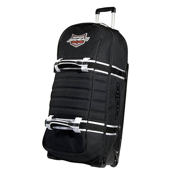 """Ahead Armor 38"""" Ogio Sled Drum Hardware Bag With Wheels"""