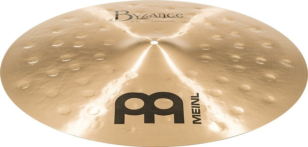 "Meinl Byzance Traditional 20"" Extra Thin Hammered Crash Cymbal"