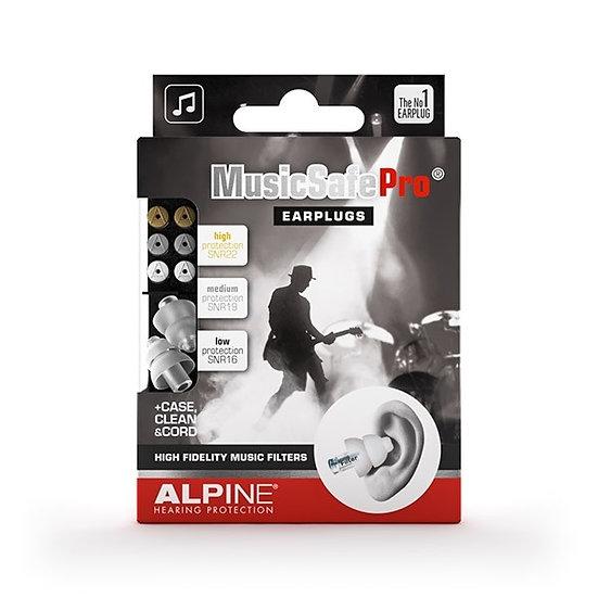 Alpine MusicSafe Pro Earplugs Transparent
