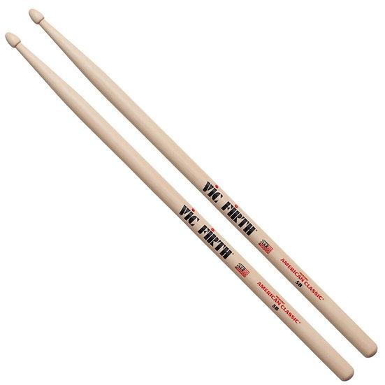 Vic Firth 5B Wood Tip Drumsticks