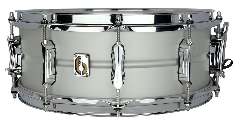 "British Drum Company Aviator 14"" x 5.5"" Snare Drum"
