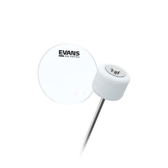 Evans Single EQPC1 Bass Drum Beater Patch