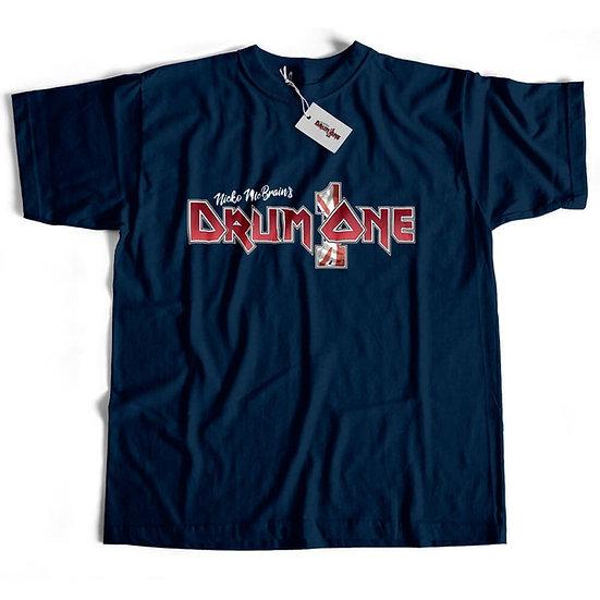 Drum One Logo Original T-Shirt