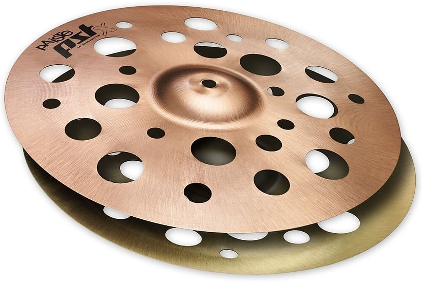 "Paiste 14"" PST X Swiss Hi-Hats Cymbal"