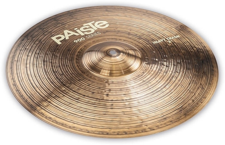 "Paiste 17"" 900 Series Heavy Crash Cymbal"