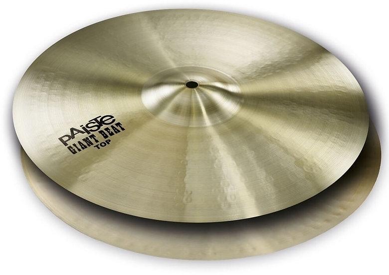 "Paiste 16"" Giant Beat Hi-Hat Cymbals"