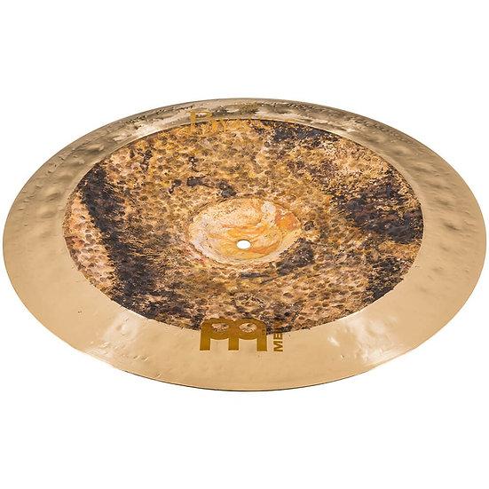 """Meinl Byzance Dual 18"""" China Cymbal"""