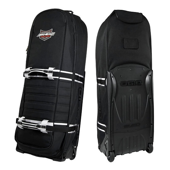 "Ahead Armor 48"" Ogio Sled Drum Hardware Bag With Wheels"