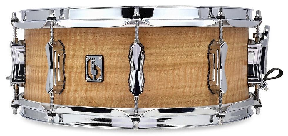 "British Drum Company Maverick 14"" x 5.5"" Snare Drum"