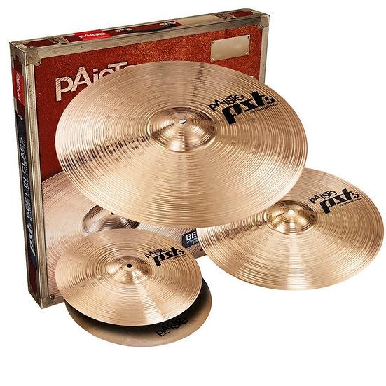 Paiste PST 5 3pc Universal Cymbal Set