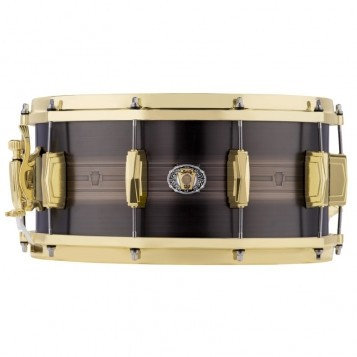 """Ludwig 100th Anniversary 14"""" X 7"""" Heirloom Snare Drum"""