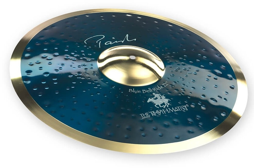 "Paiste 22"" Signature Blue Bell Ride Cymbal"