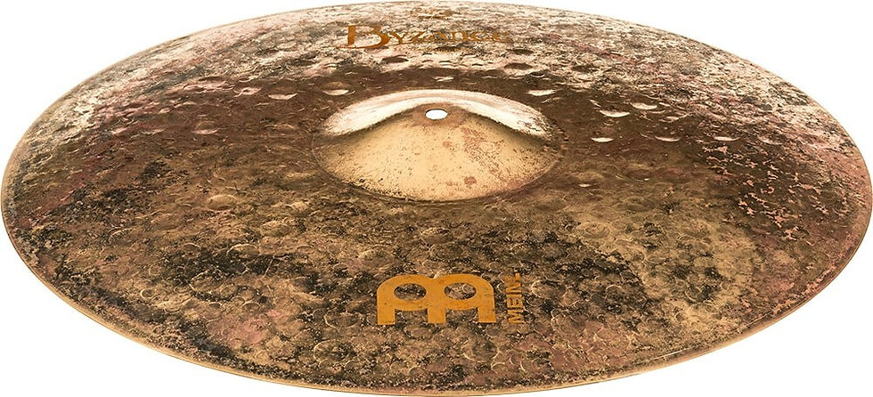 "Meinl Byzance Mike Johnston Extra Dry 21"" Transition Ride Cymbal"