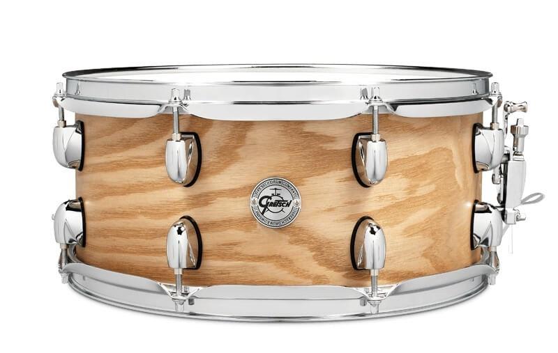 "Gretsch 14"" x 6.5"" Ash Full Range Series Snare Drum"