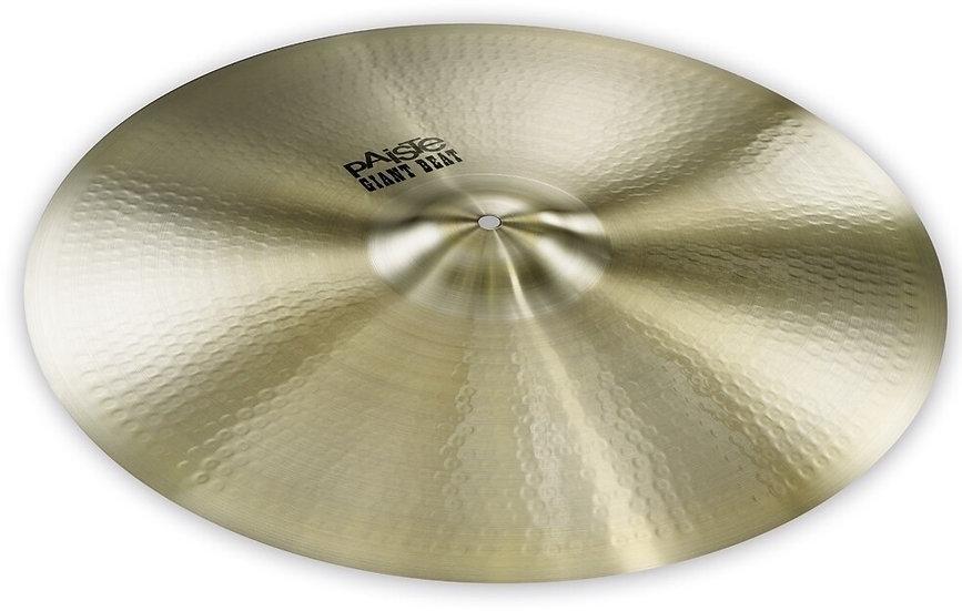 "Paiste 20"" Giant Beat Giant Beat Cymbal"