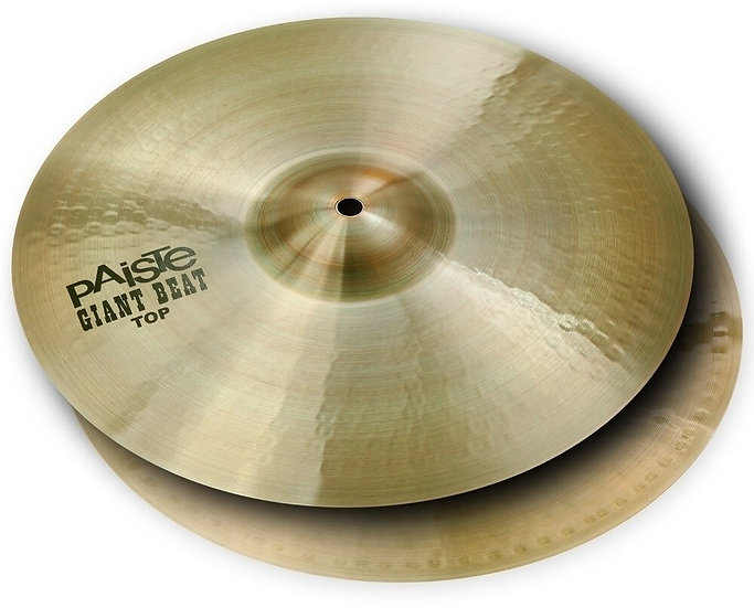 "Paiste 14"" Giant Beat Hi-Hat Cymbals"