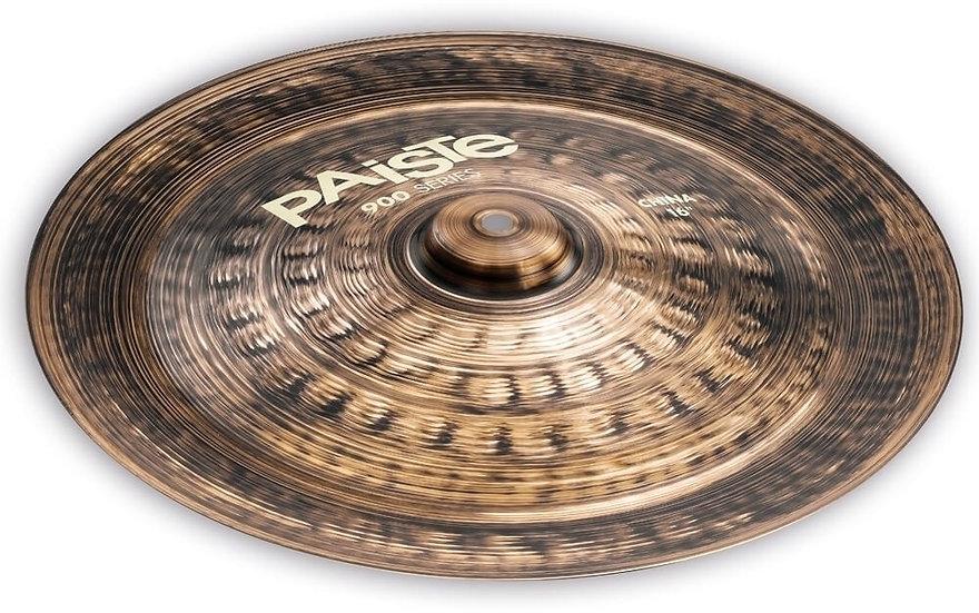"""Paiste 16"""" 900 Series China Cymbal"""