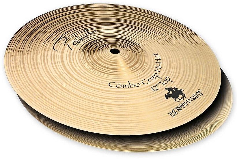 """Paiste 12"""" Signature Combo Crisp Hi-Hat Cymbals"""