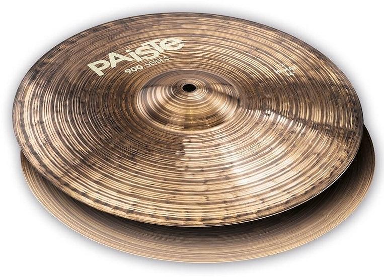 "Paiste 14"" 900 Series Hi-Hat Cymbals"