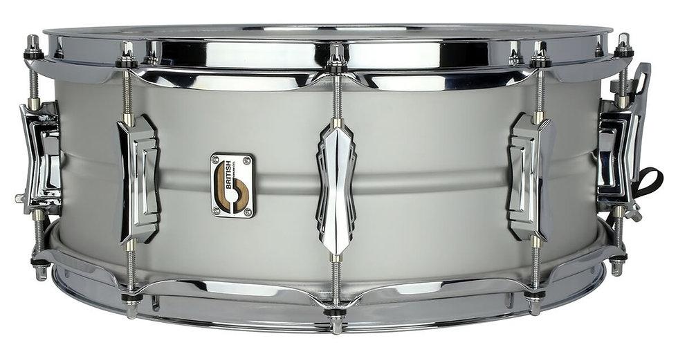 "British Drum Company Aviator 14"" x 6.5"" Snare Drum"