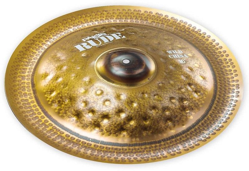 "Paiste 16"" RUDE Wild China Cymbal"