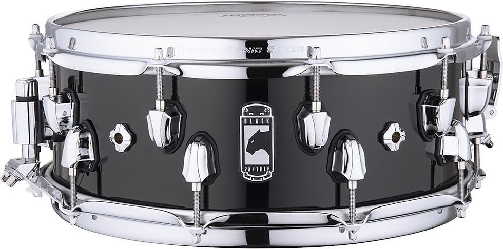 "Mapex 14"" x 5.5"" Black Panther Nucleus Snare Drum"