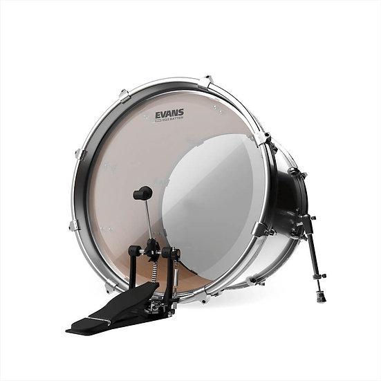 Evans EQ3 Clear Bass Drum Heads