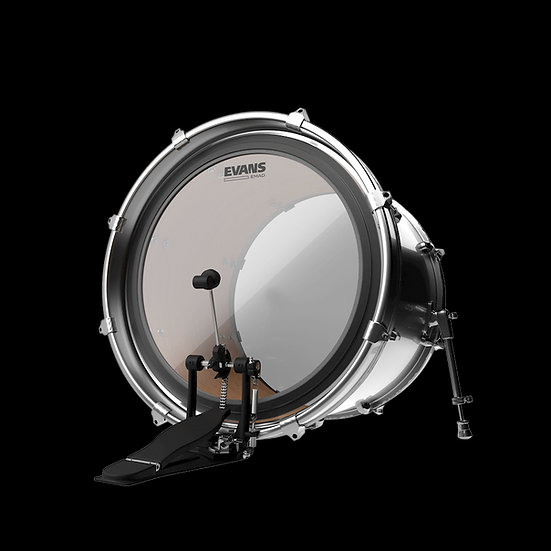 Evans Emad Single Ply Bass Drum Head