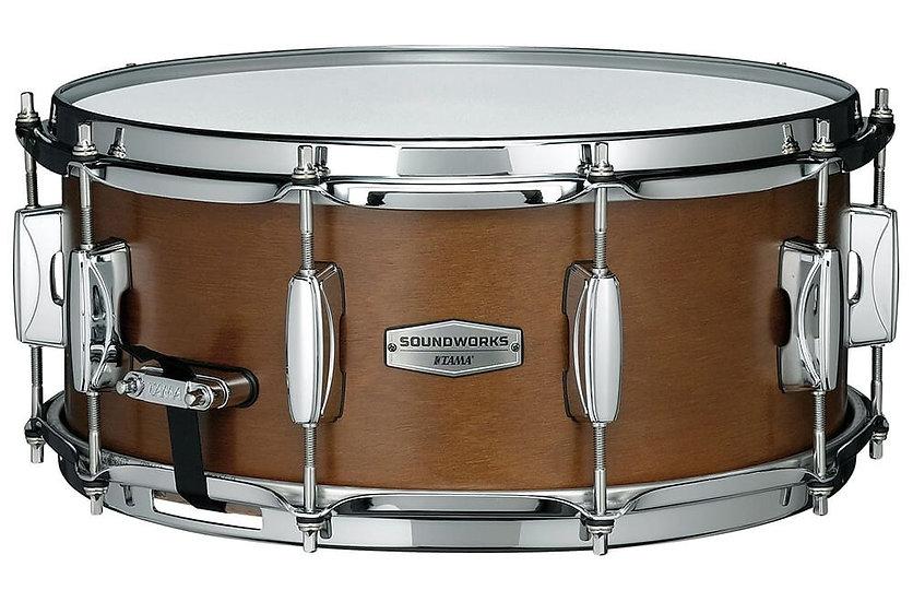 "Tama Soundworks Kapur 14"" x 6"" Snare Drum"
