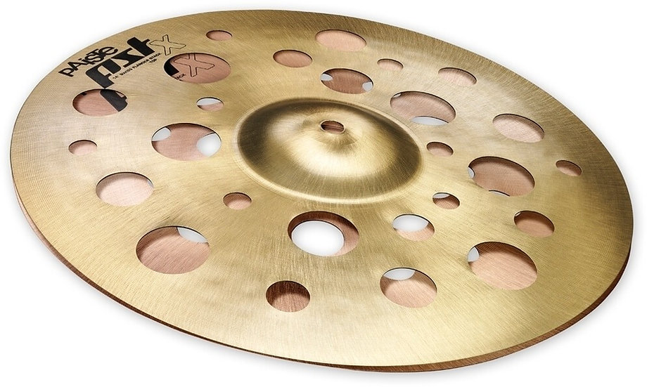 "Paiste 14"" PST X Swiss Flanger Stack Cymbal"