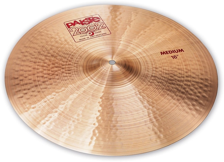 "Paiste 16"" 2002 Medium Cymbal"