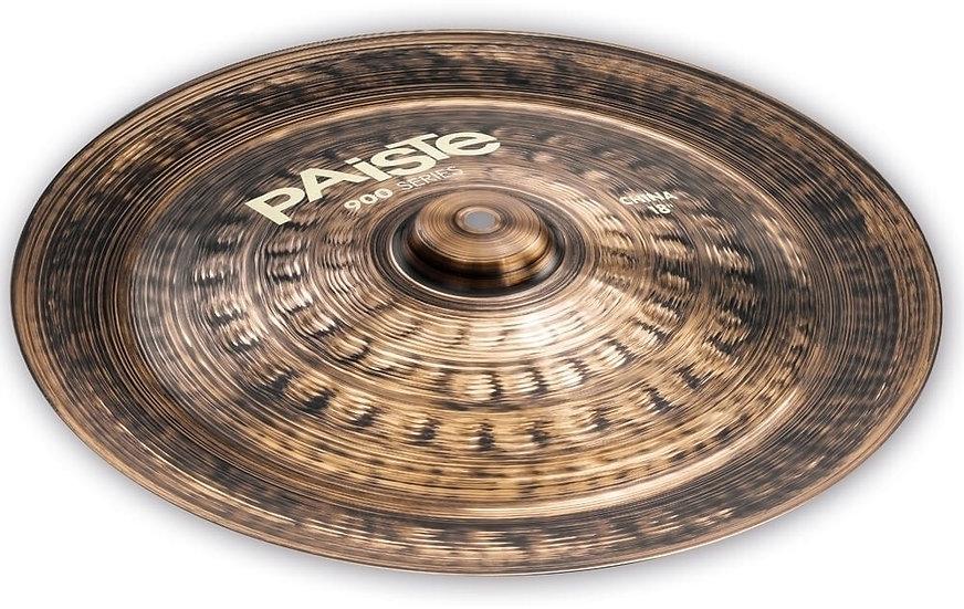 """Paiste 18"""" 900 Series China Cymbal"""
