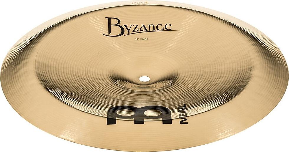 "Meinl Byzance Brilliant 14"" China Cymbal"
