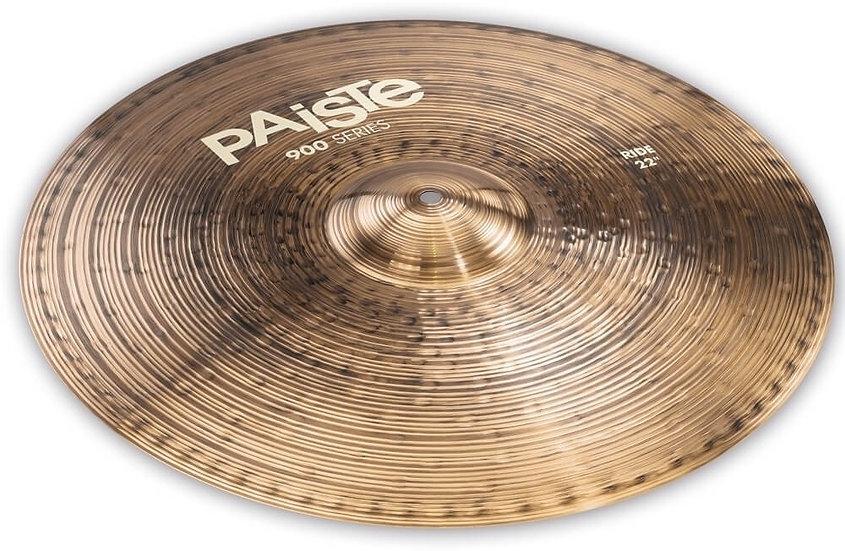 "Paiste 22"" 900 Series Ride Cymbal"