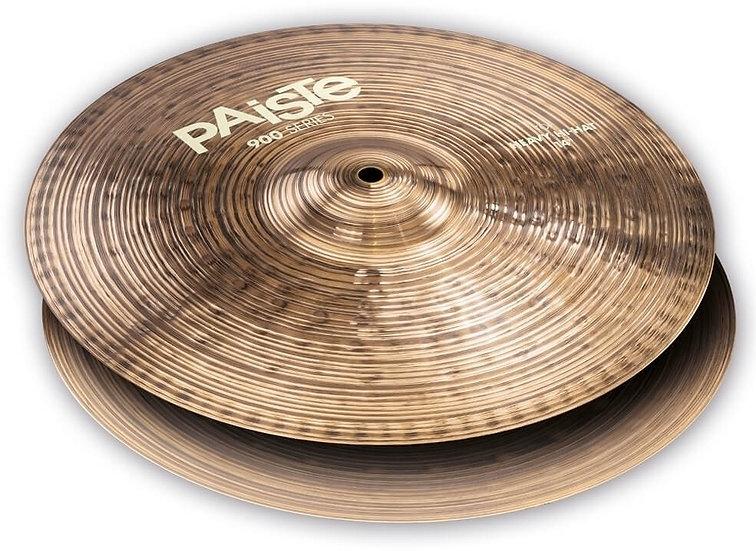 "Paiste 14"" 900 Series Heavy Hi-Hat Cymbals"