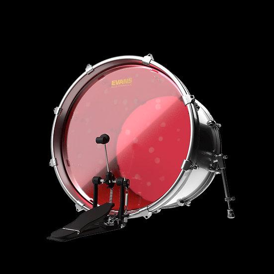 Evans Hydraulic Red Bass Drum Heads