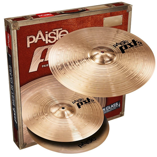 Paiste PST 5 2pc Essential Cymbal Set