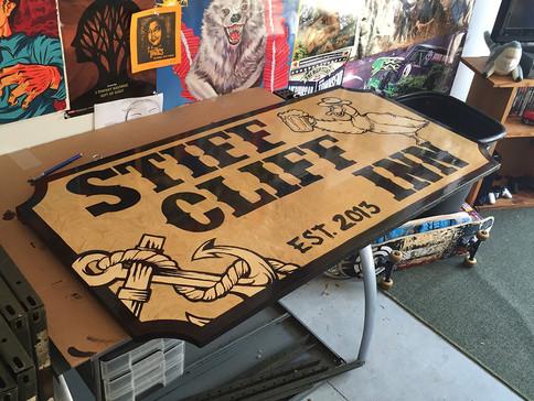 Stiff Cliff Inn