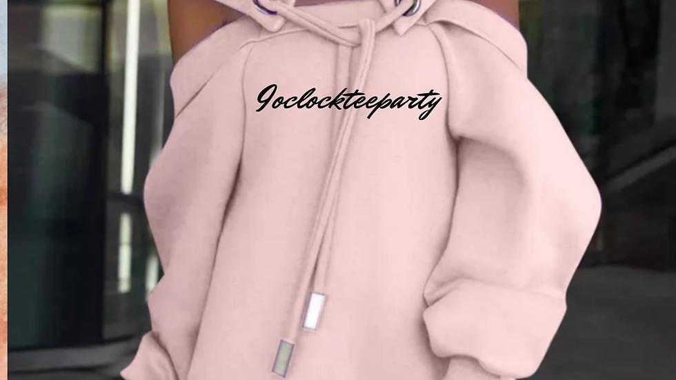 9oclockteeparty dress/hoodie